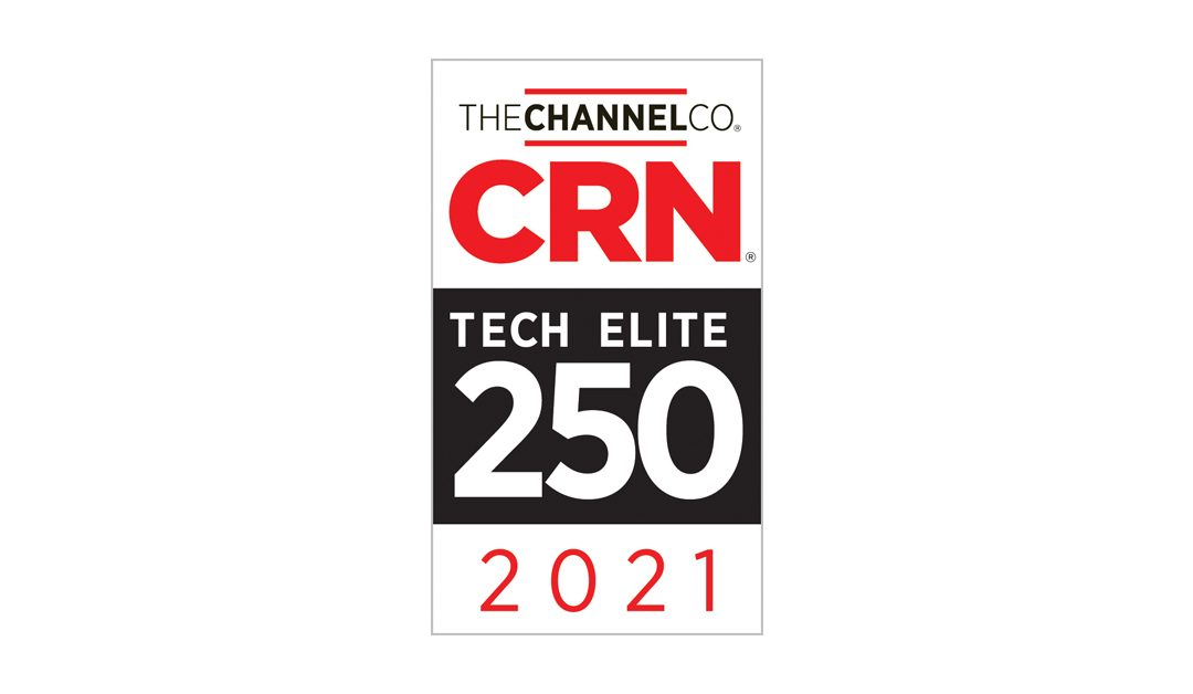 Custom Computer Specialists, Inc. Honored on the 2021 CRN® Tech Elite 250 List